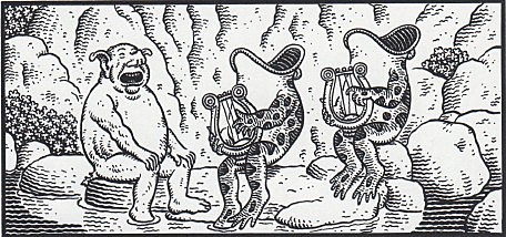 weathercraft by jim woodring a long overdue trip review
