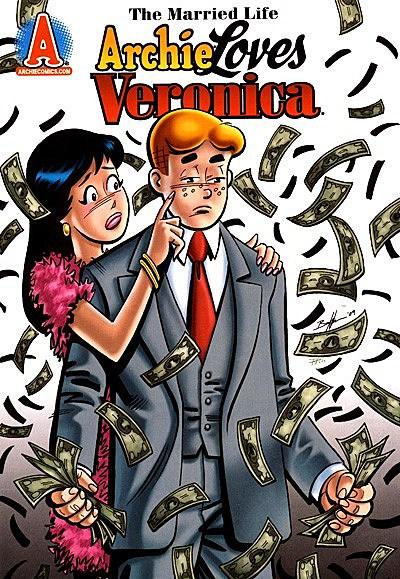 Archie comics archie folla video veronica