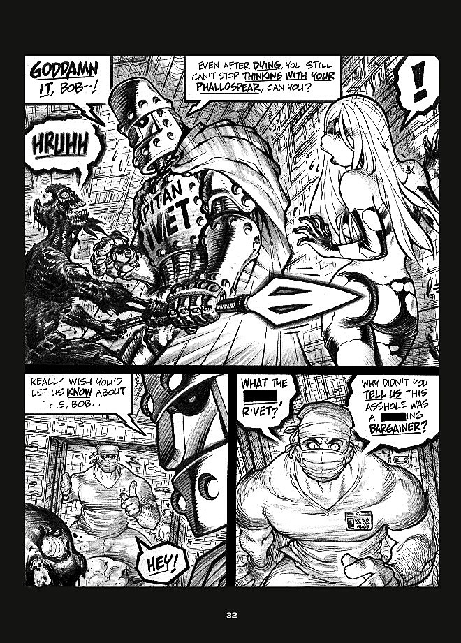 Adam Warren's Empowered