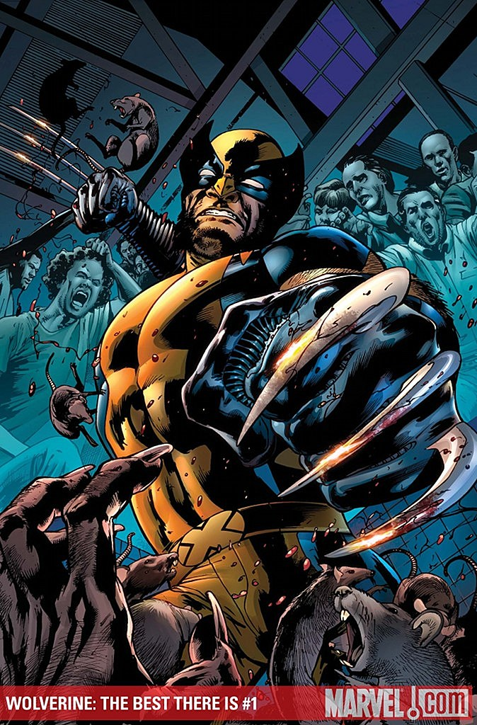Wolverine: The Best There Is 01