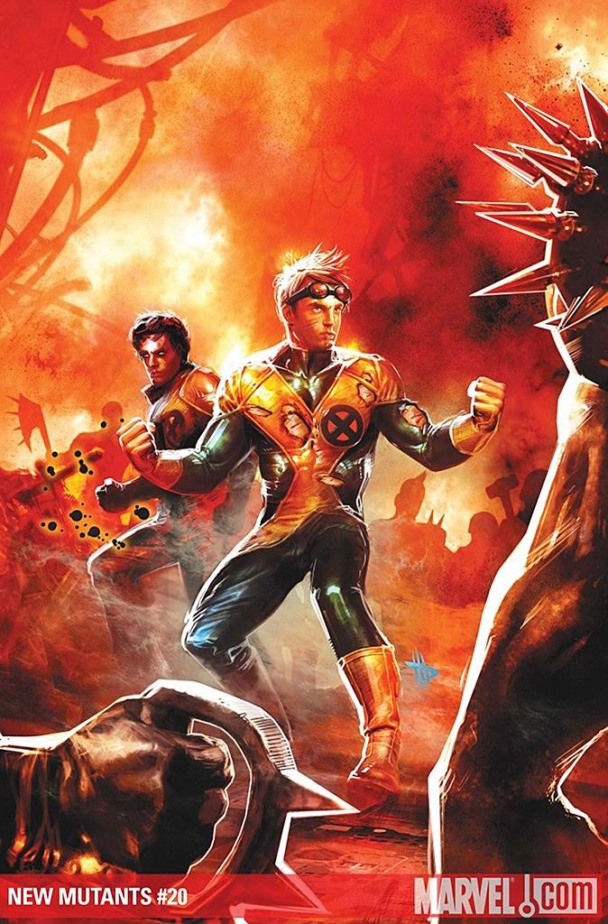 New Mutants 20
