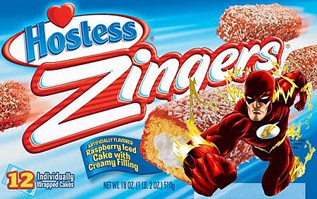 Rating The Justice League Of Snack Cakes Flash Cakes And