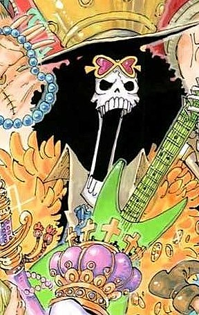 The gallery for --> One Piece After 2 Years Brook