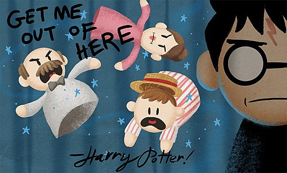 The 'Potter Puppet Pals' Cards Wish You a Merry (and Slightly ...