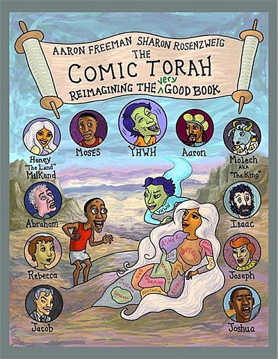 The ComicsAlliance Chanukah Gift List: 8 Nights of Jewish Comics