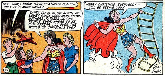 The 5 most insane christmas comics of all time for What does punch out mean in construction