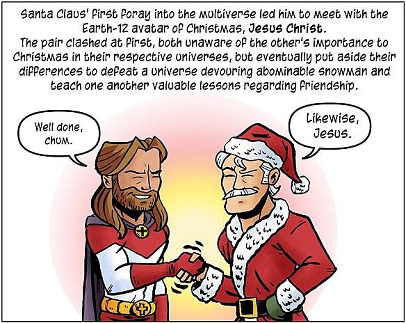 LBFA Presents Christmas, Everybody: The True History of Kris ...
