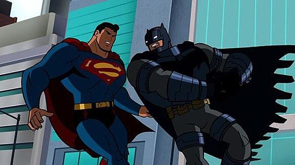 batman vs dark knight