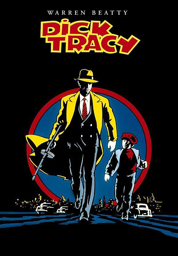 Dick Tracey Movie 15