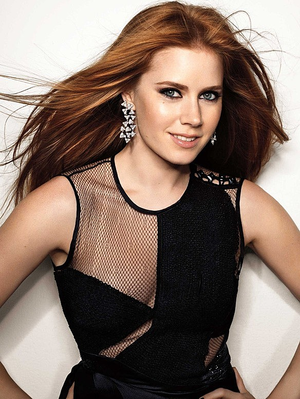Amy Adams to Play Lois Lane in New Superman Movie