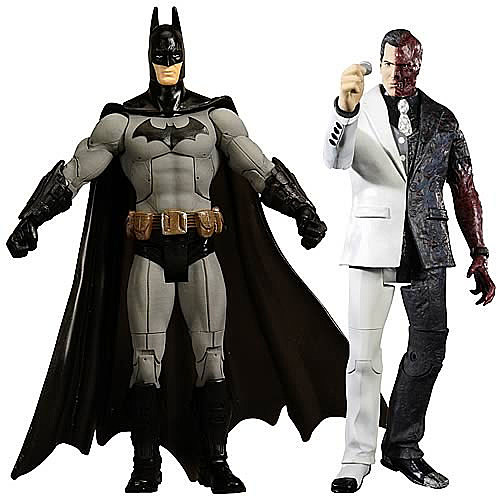 New Images of 'Arkham City' and More Action Figures From ...