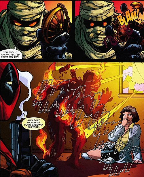 Christopher Hastings Picks Deadpool's 5 Most Awesome Moments