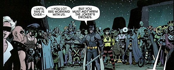 Whimsy vs. Grim and Gritty: Knight and Squire #6 / Iceman & Angel ...