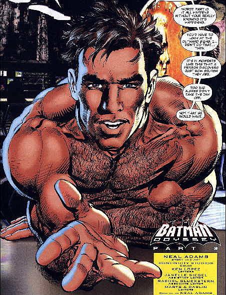 Super man naked fakes