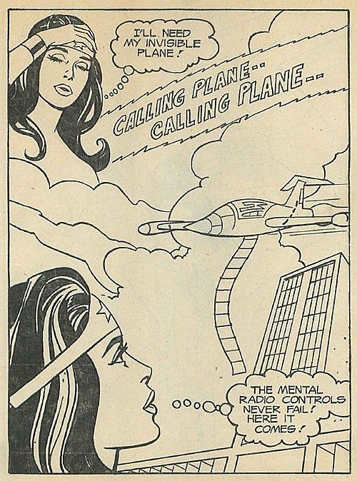 1975's 'Wonder Woman' Coloring Book: The Most ...