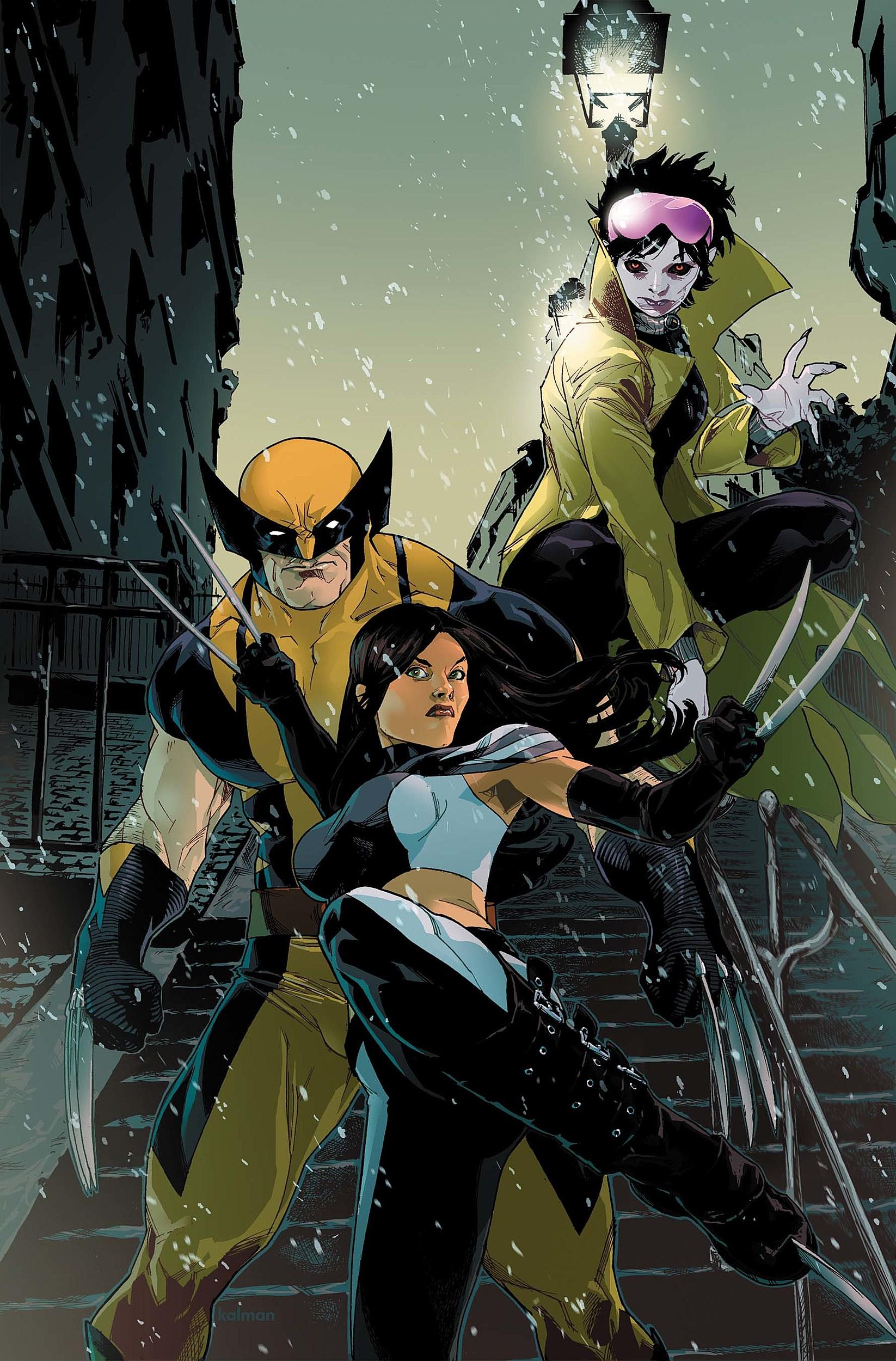 The Top 10 Marvel Comics Coming in June 2011