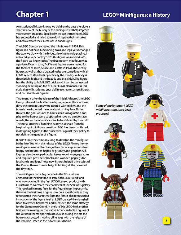 Make Your Own Geeky LEGO Minifigures with the BrickJournal ...