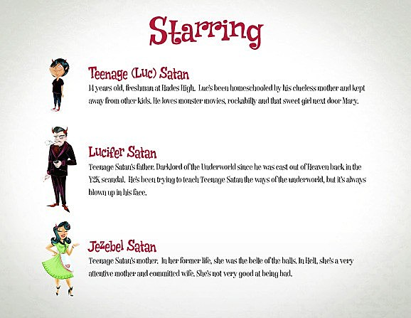 I Was A Teenage Satan Worshipper - Whatevernights