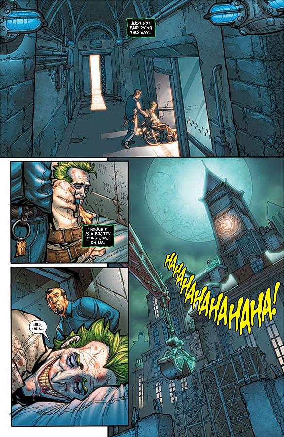 Comics Batman Arkham City Batman Arkham City' Artist