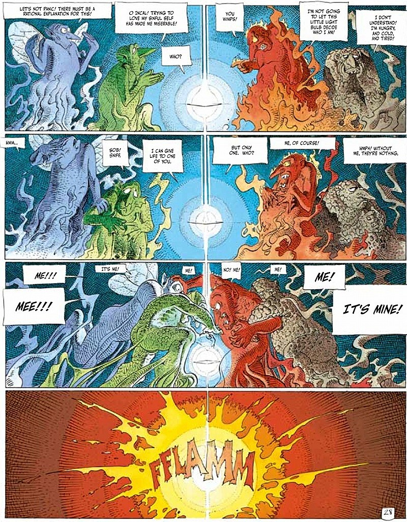 Behold The Glory That Is The Incal By Moebius Preview