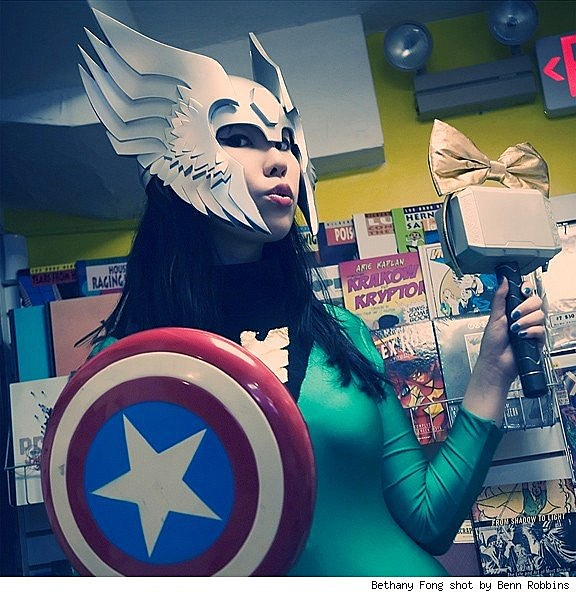 Free Comic Book Day Locations: The Phoenix Force Inhabits An Awesome Cosplay Host