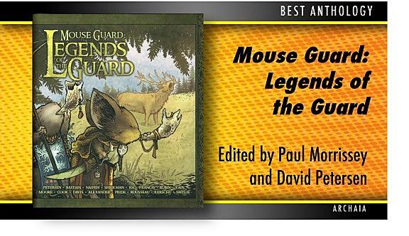 List of Eisner Award winners