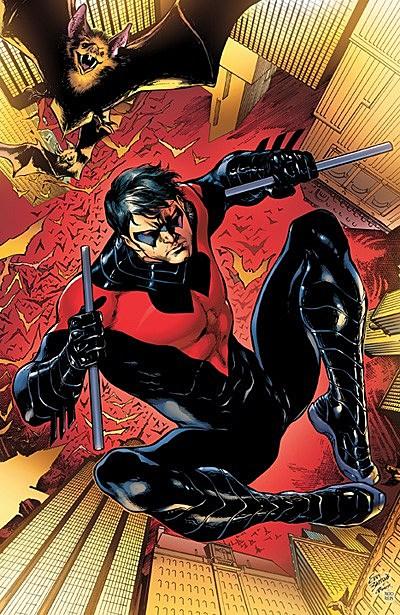 porn poison ivy Nightwing bonks
