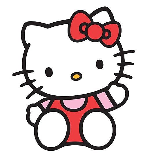 Hello Kitty Cartoon