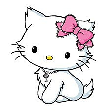She is Hello Kitty s p...