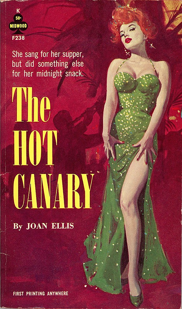 Lot of Pulp Covers Feature
