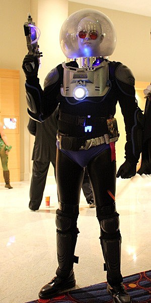 Mr freeze cosplay mr freeze cosplayed by mr