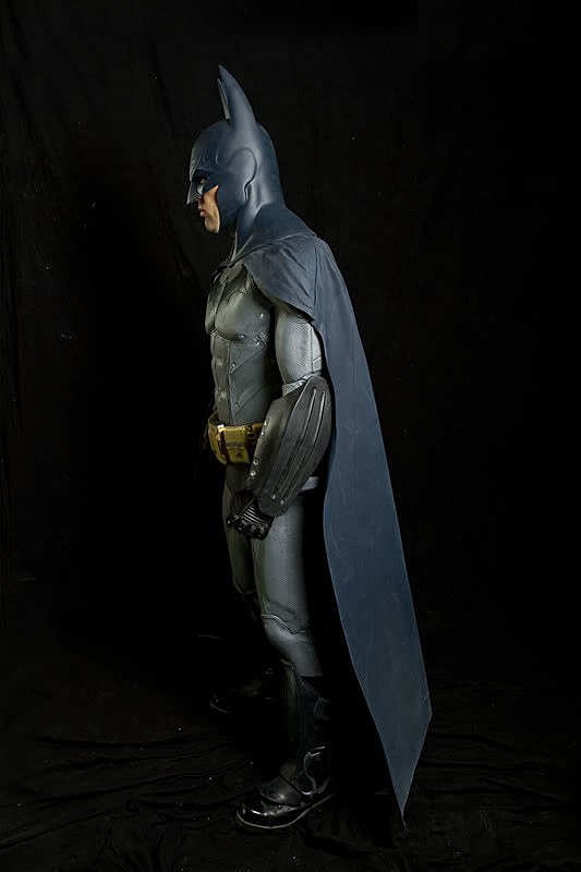 You can read much more about the making of this costume and see even more photographs at the original thread at The Effects Lab. & Real-Life u0027Batman: Arkham Cityu0027 Costume is Truly Best Cosplay Ever ...