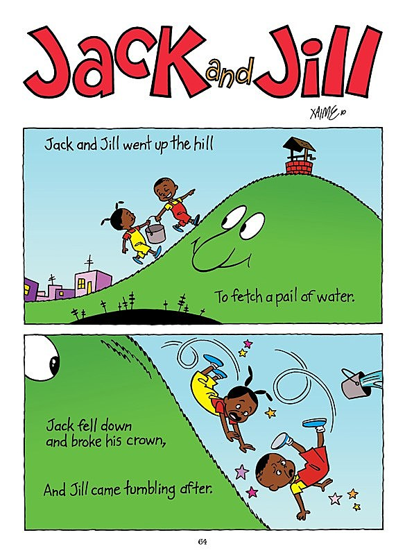 Jack And Jill Nursery Rhyme Brings us jack and jill:
