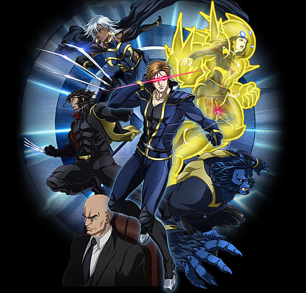 Scott Porter On The X Men Anime Voicing Cyclops And Why