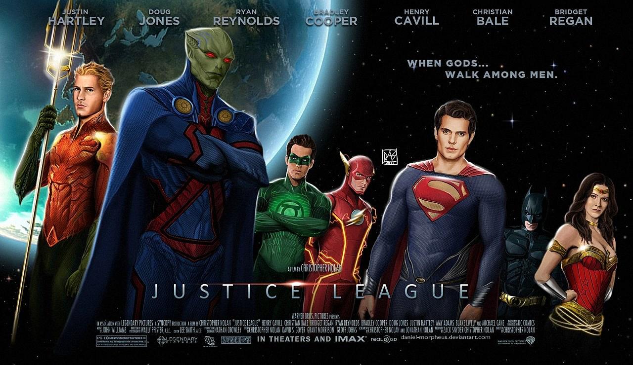 Justice Live Live Action Justice League