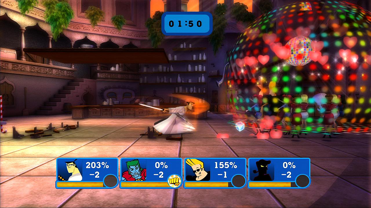 [10] Melhores Jogos Baseados em Cartoons Punchtimeexplosionxl3