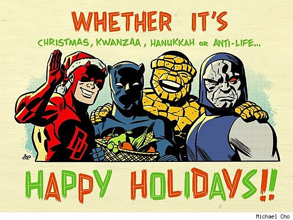 Best Art Ever (This Week) – Holiday Edition 2011