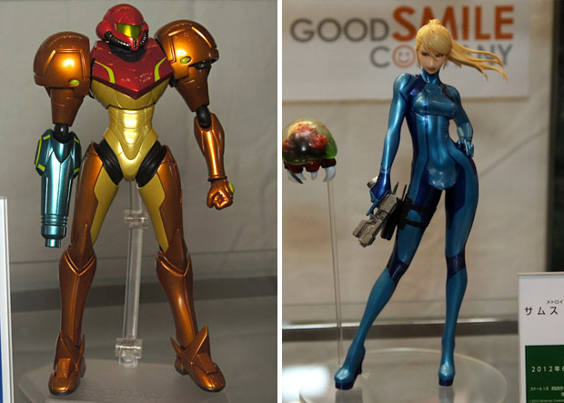 Toy Review: World of Nintendo Samus Aran « Toy Meets World