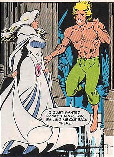 Gay comic book heros