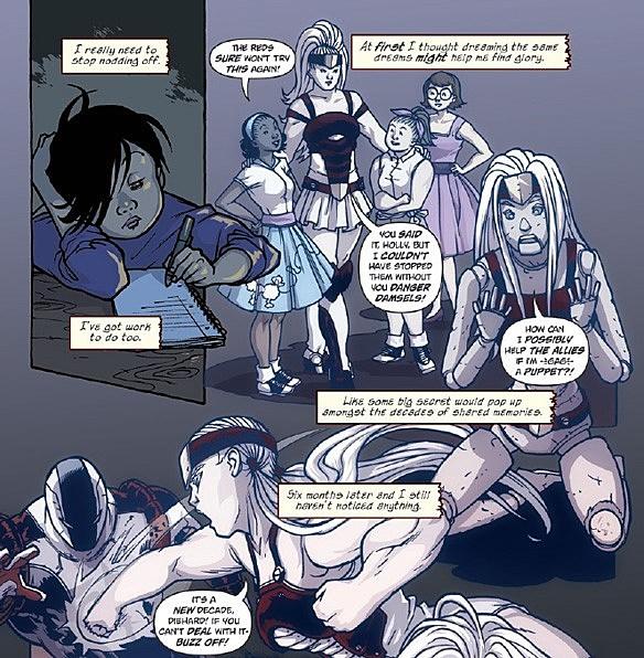 glory hole comics