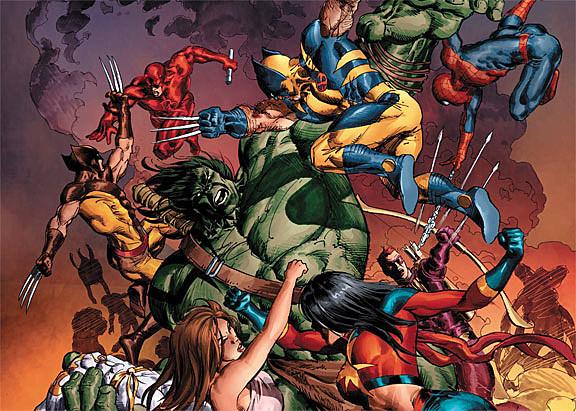 The dark avengers essay