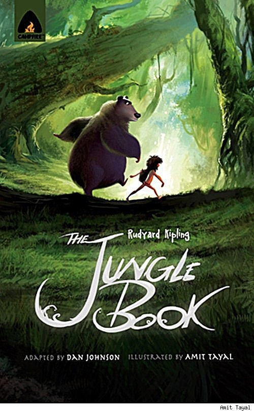 jungle book essay
