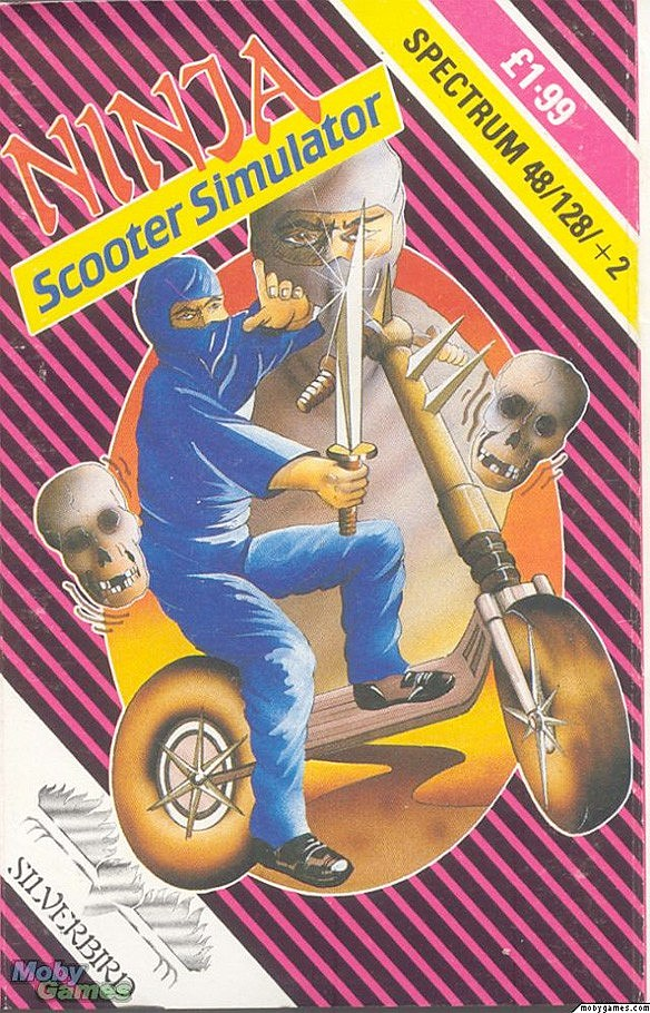 20 Amazingly Weird Pieces Of Classic Video Game Box Art