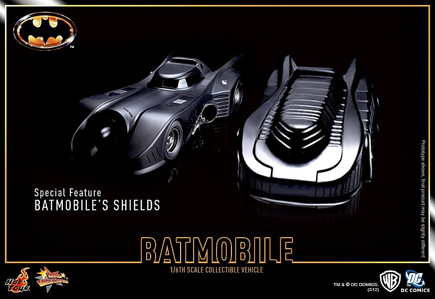 Batman 1989 Batmobile Toy the Batman Batmobile