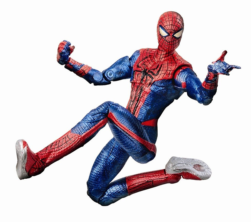 Toys For Gentleman : 'the amazing spider man movie toy images arrive fair