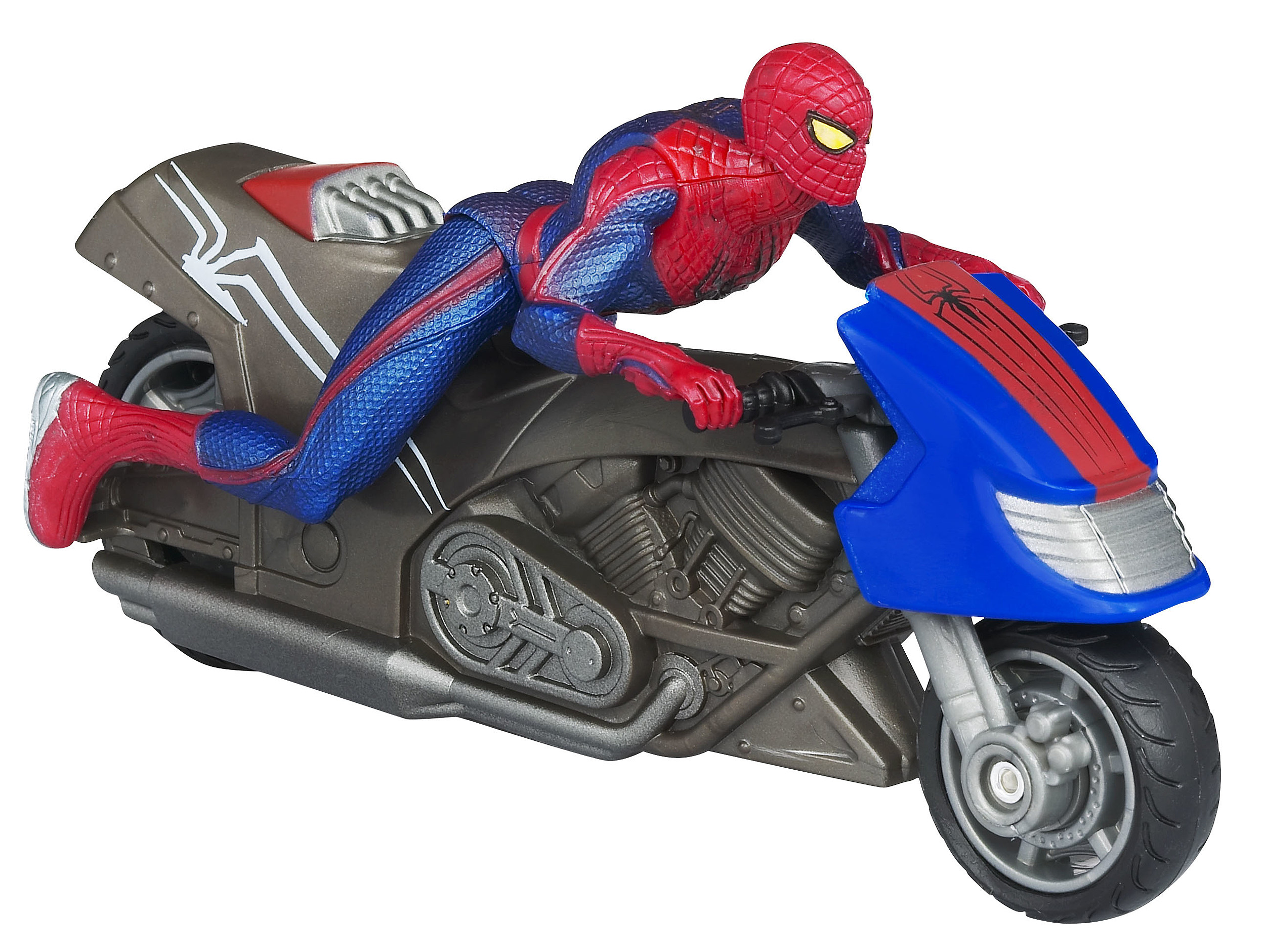 Incredible acrobatic motorbike accident - Spider man moto ...