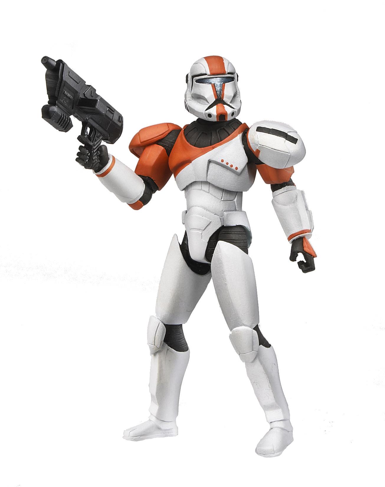 Clone Commando Toys 7