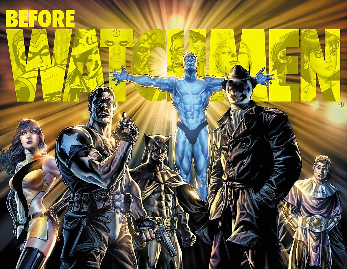 the ethical rot behind before watchmen the avengers opinion  he explained the before watchmen situation like this alan moore is one of the most respected writers in comics
