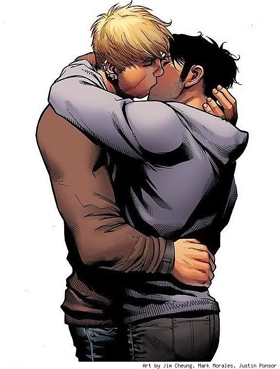 Image result for gay men animation