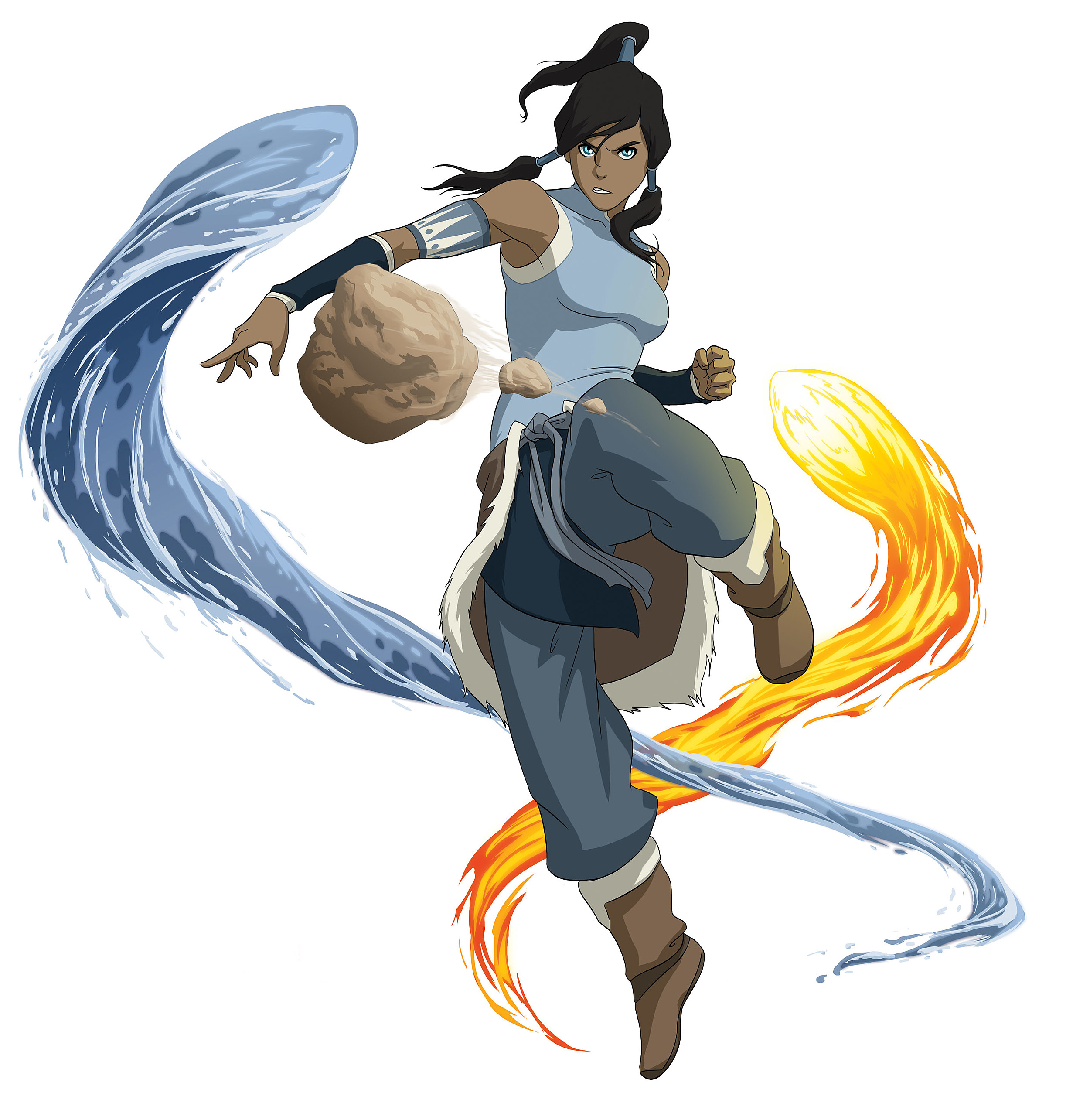 Avatar 2 Cast: 'The Legend Of Korra' Creators On Bringing Back Bending
